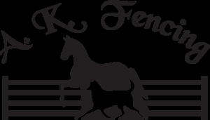 AK Fence Logo