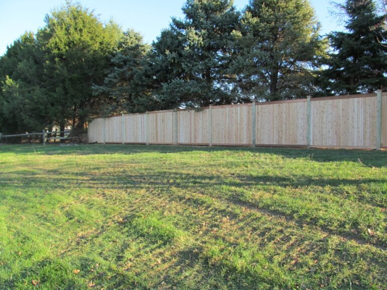 Brad's Residential Fencing