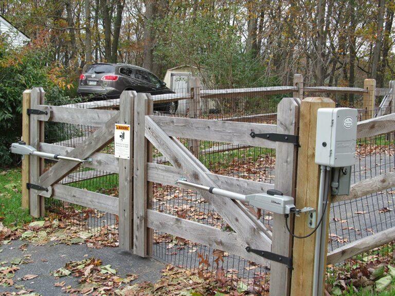 Powered Gate unit